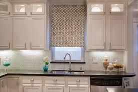 ideas for kitchen window treatments