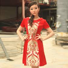 Chinese Wedding Dress Traditional Chinese Wedding Dress Embroidered Hollow U0026 Red 1