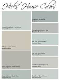 whole house paint scheme beach theme google search home