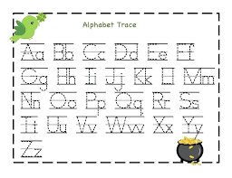 printable alphabet tracing letters free trace alphabet worksheets free printables homeshealth info