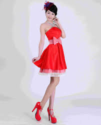 red white short wedding dresses white dress