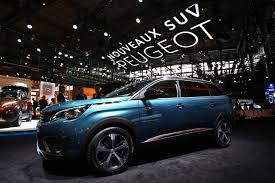 used peugeot car prices new peugeot suvs jump to modular platform increase composites use