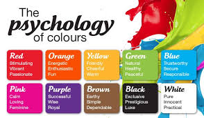 psychological effects of color the psychology of colors part one fashion spartakos