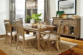 Kitchen And Dining Room Furniture Decorate Chic Rustic Dining Room Table Decor Homes