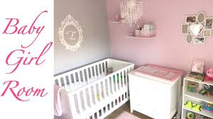 baby room tour princess room pink room room tour youtube