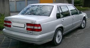volvo station wagon 1998 volvo 960 history photos on better parts ltd