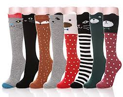 cute stockings clothing shoes jewelry color city girls socks cute knee high socks