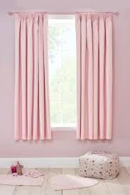 Pale Pink Curtains Buy Blackout Pencil Pleat Curtains From The Next Uk Shop