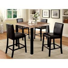 Counter Height Dining Room Table Sets Tall Dining Room Chairs Shopping For Your New Bedroom Today