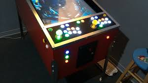 Turn A Coffee Table Into An Awesome Two Player Arcade Cabinet by Pinkadia The Ultimate Virtual Pinball Arcade Pc Combo Cabinet