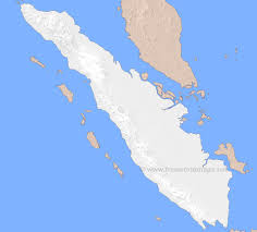 Blank Australia Map by Sumatra Map