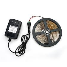 aliexpress com buy non waterproof led strip 3528 dc connection