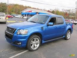 Ford Explorer Awd - blue flame metallic 2010 ford explorer sport trac adrenalin awd