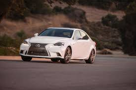 modified lexus is300 2016 lexus is sedan gets new engine lineup