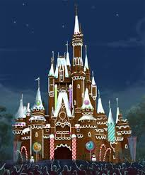 what a great picture of the magic kingdom cinderella castle as a