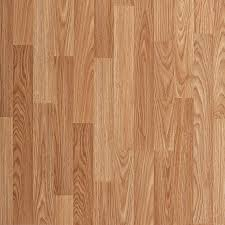 Floor Wood Laminate Project Source 8 05 In W X 3 96 Ft L Natural Oak Smooth Laminate