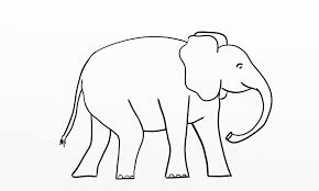 elephant template printable elephant mask template printable
