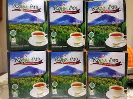Teh Kayu Aro jual teh kayu aro highland tea toko niagara