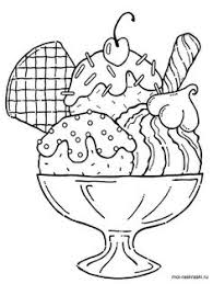 coloring pages ice cream cone dulemba coloring page tuesday ice cream cone templates