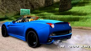 Ferrari California Custom - ferrari california custom gta san andreas youtube