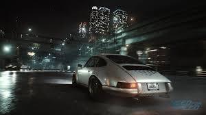 porsche night need for speed video games porsche car night city motion
