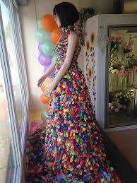 balloon dress balloon dress competition sherwood florist florist havant