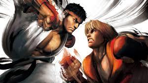 gta 5 street fight wallpapers ryu vs ken street fighter 5 game hd wallpaper preview