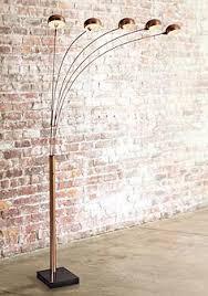 bronze arc floor l mid century floor ls ls plus