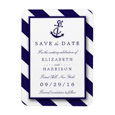 nautical save the date save the date magnets
