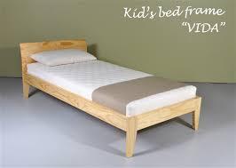 Kid Bed Frame Vida Bed Frame Innature