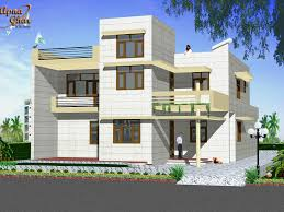 uncategorized new house building plans modern flat front elevation