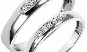 his and hers wedding band sets 14k gold his and hers wedding band sets archives wedding site