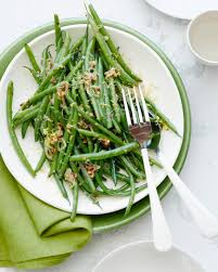 green bean thanksgiving recipes spicy garlic green beans