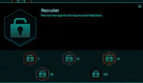 ingress hacked apk new badge recruiter ingress