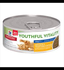 hill u0027s science diet 7 youthful vitality canned cat food 82g cat