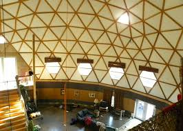 geodesic dome home interior the world s largest geodesic dome home on island now selling