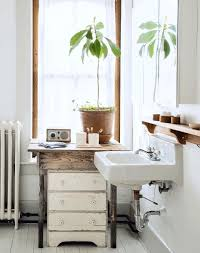 clever bathroom ideas furry white bathroom mat beige sink cabinet