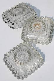 Bobeche For Chandelier Pressed Glass Lamp Bases U0026 Parts Lot Bobeches For Crystal