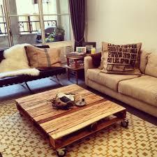 Pallet Furniture Side Table Reclaimed Pallet Furniture Home Design Ideas