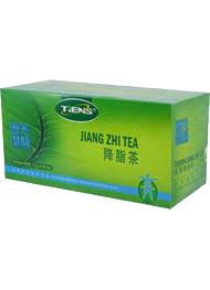 Teh Tiens tiens jiang zhi tea teh hijau obat insomnia susah tidur lelap