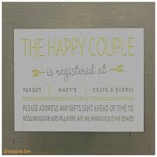 where to do your wedding registry wedding invitation new do you put wedding registry in invitations
