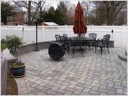 Cost Of Brick Patio Bedroom Magnificent Brick Paver Sealer Home Depot Gray Patio