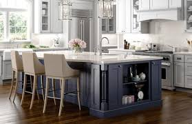 kitchen island colors with wood cabinets design a kitchen with a different color island rta wood
