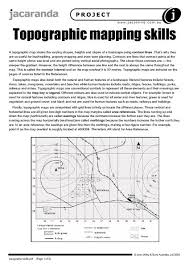 basic map skills worksheet worksheets