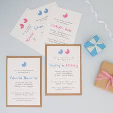 naming day invitation wording personalised christening invitations invitations the two