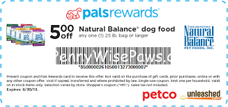 printable nature s recipe dog food coupons natural balance archives page 2 of 2 pennywisepaws