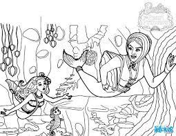 barbie pearl princess coloring pages 21 barbie printables