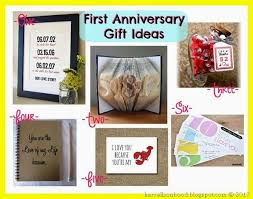 wedding anniversary gift ideas for him paper gifts for 1st wedding anniversary gift ideas bethmaru