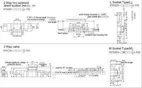 smc japan type 5 2way compact small solenoid valve buy smc japan