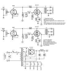 Transformer Coupled Transistor Amplifier Schematic Five Tube Stereo Amplifier Tube Amp Pinterest Electronic